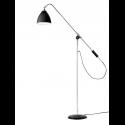 BESTLITE BL4 stojaca lampa, chrome/black