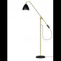 BESTLITE BL4 stojaca lampa, brass/black