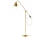 BESTLITE BL4 stojaca lampa, brass