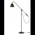 BESTLITE BL4 stojaca lampa, black brass