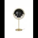 MULTI-LITE stolová lampa, brass/black