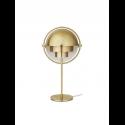 MULTI-LITE stolová lampa, brass