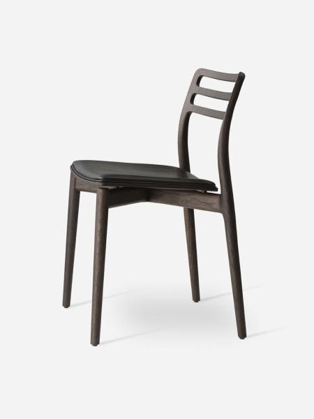 CABIN CHAIR LEATHER VIPP481 jedálenská stolička