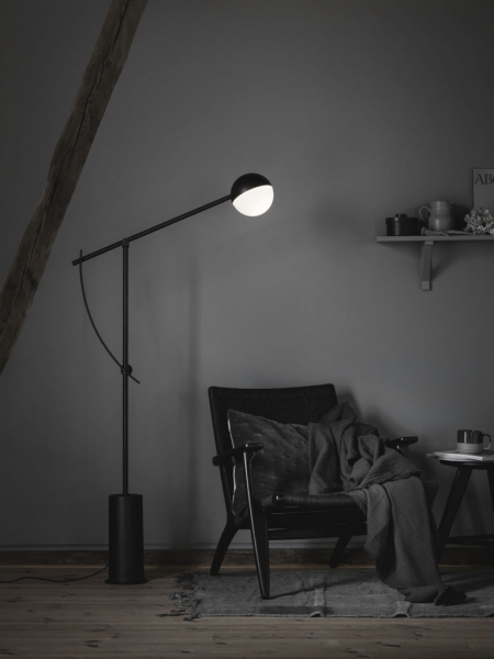 BALANCER FLOOR LAMP