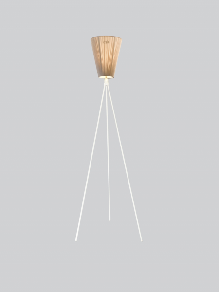 OSLO WOOD FLOOR LAMP