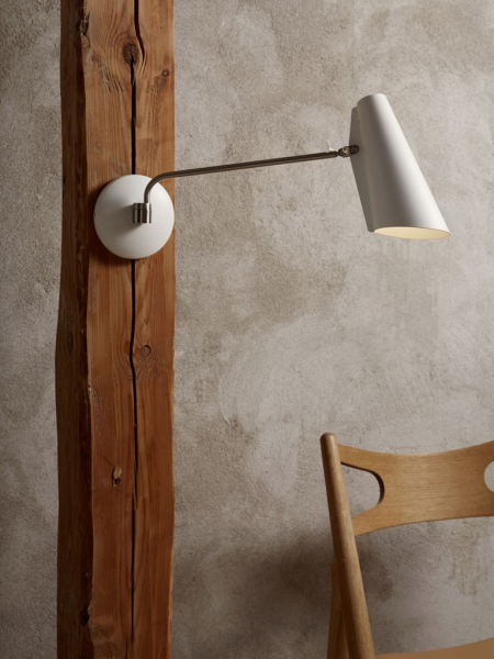 BIRDY LONG ARM WALL LAMP
