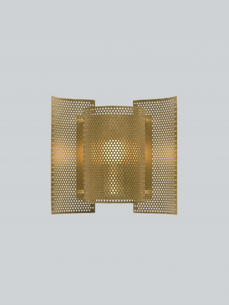 BUTTERFLY PERFORATED LAMP