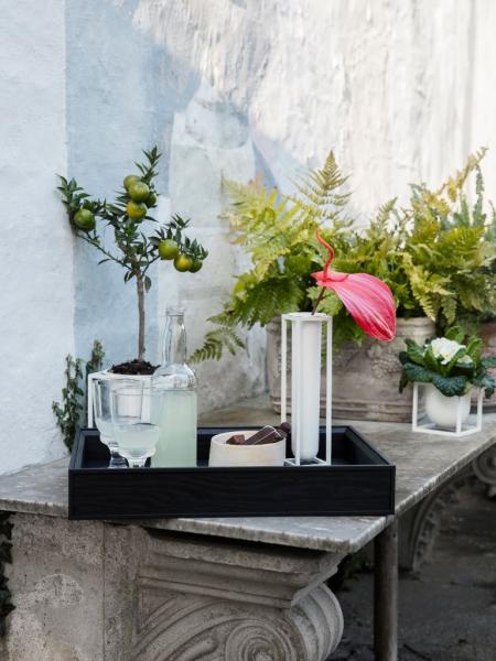 KUBUS váza Flora