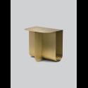 MASS SIDE TABLE brass