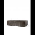 PLINTH LOW stolík, grey