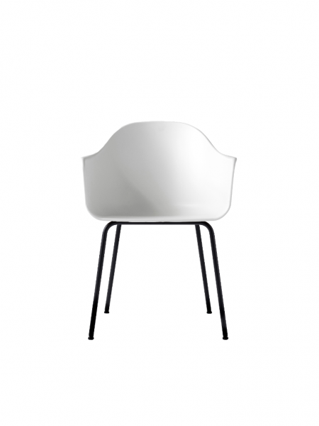 HARBOUR jedálenská stolička, steel base