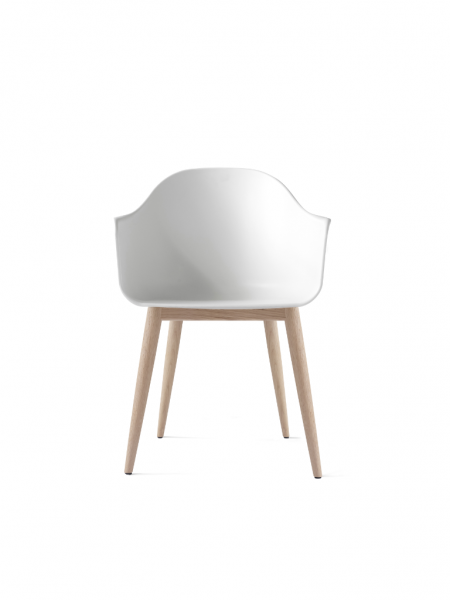 HARBOUR jedálenská stolička, wood base