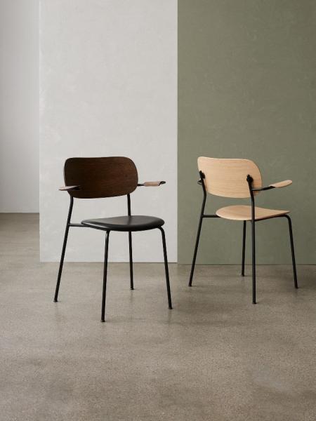 CO CHAIR stolička s podrúčkami