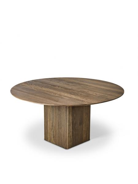 TEN TABLE ROUND jedálenský stôl