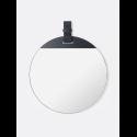 zrkadlo ENTER MIRROR large black