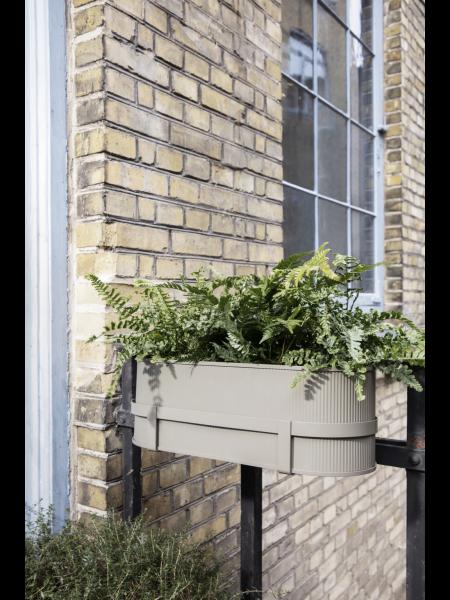 BAU BALCONY BOX kvetináč