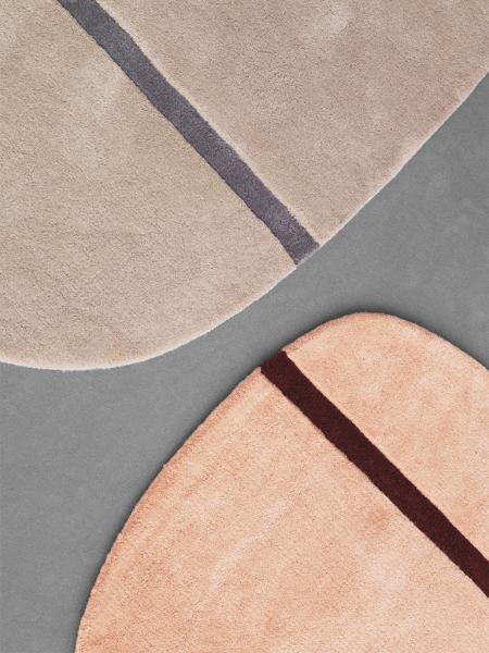 OONA RUG 140x140 koberec
