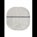 Koberec Oona 140x140 grey