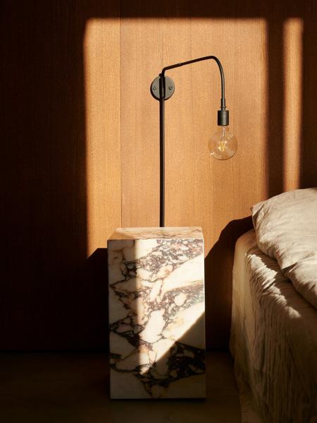 STAPLE WALL LAMP nástenné svietidlo
