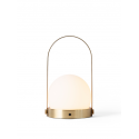 CARRIE LED LAMP brass