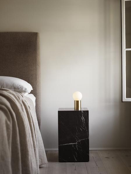 SOCKET OCCASIONAL stolová lampa