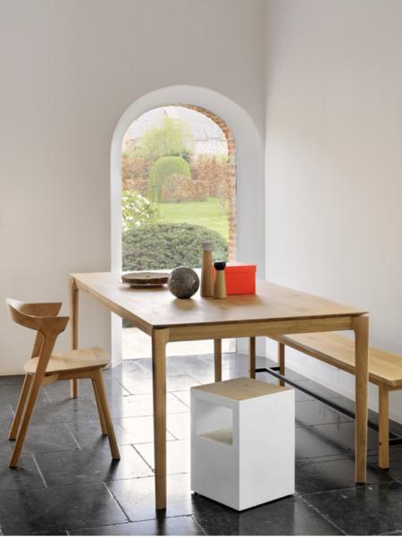 BOK jedálenský stôl, oak