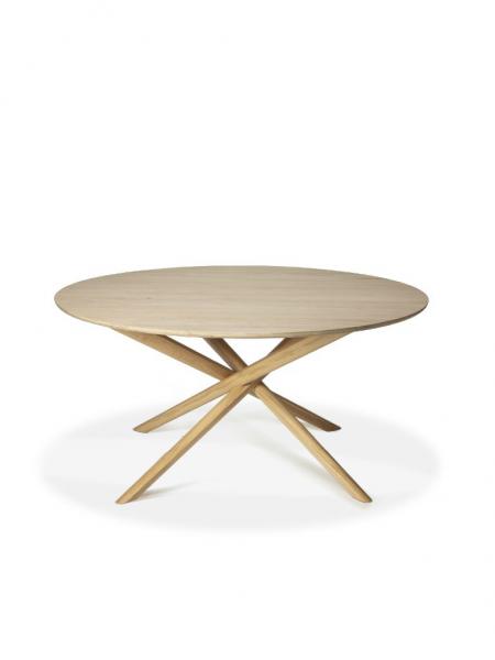 MIKADO jedálenský stôl, ROUND