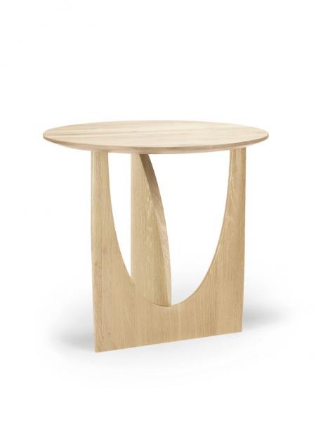 GEOMETRIC príručný stolík