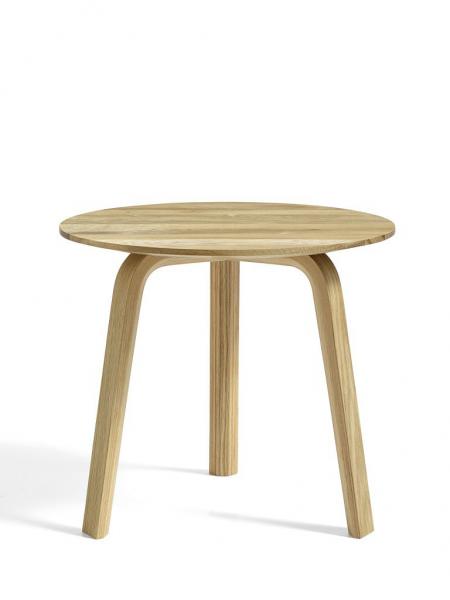 BELLA konferenčný stolík, Ø45 cm, nízky